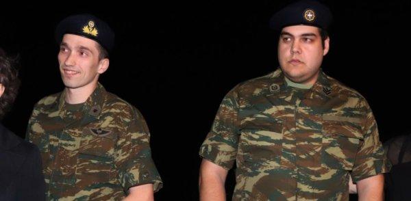 Οι δύο Έλληνες στρατιωτικοί που βρίσκονταν στις φυλακές της Αδριανούπολης
